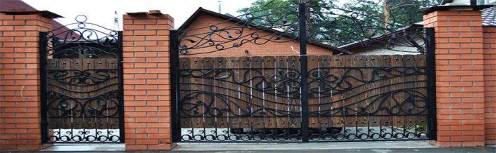 Ворота и калитки. Сварочные работы, Белая Церковь, фото