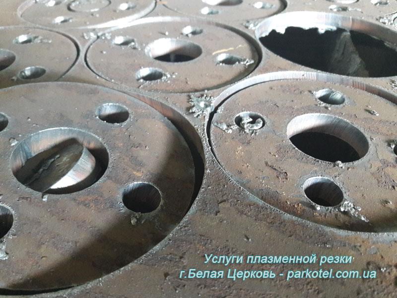 Криволинейная резка металла на ЧПУ в Белой Церкви - Услуги плазменной резки