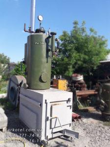 Производство и продажа паровых котлов Ри-5М на твердом топливе