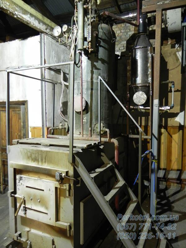 Парогенератор РИ-5М - котел будет полезен при пропарке кормов для скота и пастеризации цельного молока