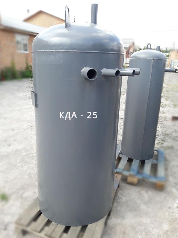 КДА-25 Деаэрационная колонка КДА 5, 15, 25, 50, 100