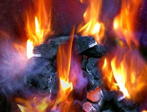 теплоотдача угля