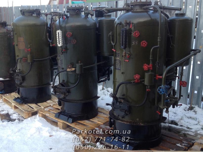 Фото Армейские паровые котлы РИ-5М на газу, мазуте и твердом топливе