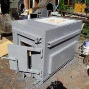 Сжигатель отходов древесины (СОД) к паровым котлам серии РИ в Украине