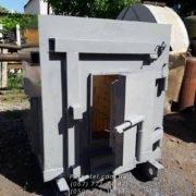 Сжигатель отходов древесины (СОД) к парогенераторам РИ Белая Церковь